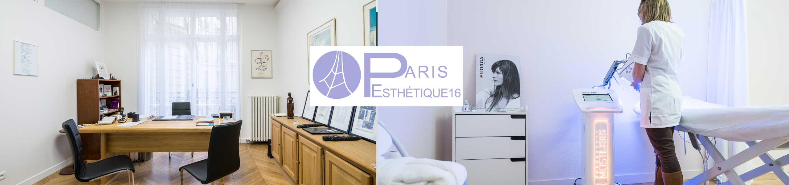 Centre Paris Esthétique 16 anti-age Victor Hugo